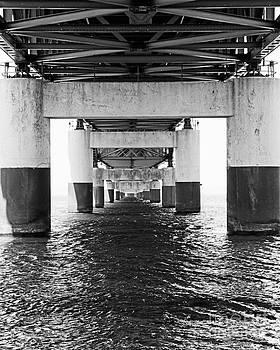 Mackinaw Bridge by Emily Kelley