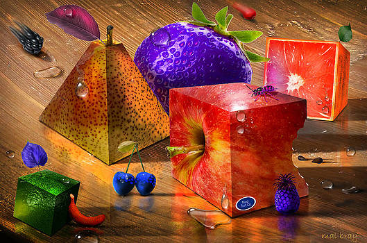 Mad Fruit by Mal Bray