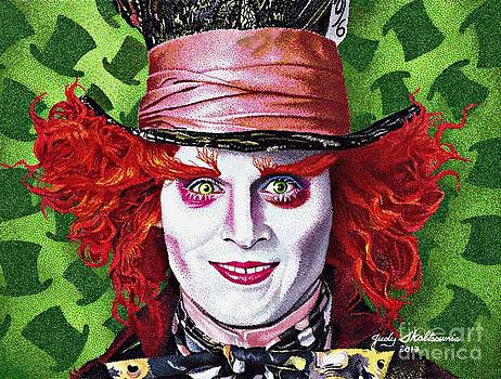Mad Hatter by Judy Skaltsounis