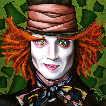 Mad Hatter by Pia Langfeld