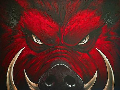 Mad Hog by Glenn Pollard