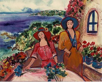 Madame and Mademoiselle by Elaine Elliott