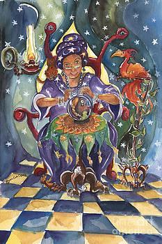 Cori Caputo - Madame Fortune Teller