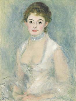 Auguste Renoir - Madame Henriot