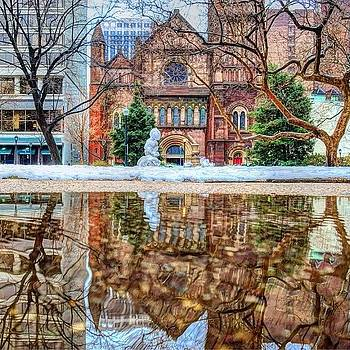 Made Of Snow And Ice. Rittenhouse by Stacey Lewis