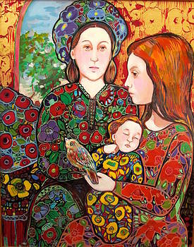 Madeline and the Baby by Marilene Sawaf