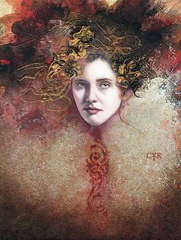 Mademoiselle du Carnaval by Lisa L Cyr