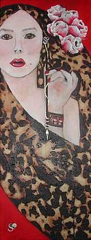 Mademoiselle Rebecca Tacosa Gray by Rebecca Tacosa Gray