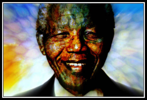MADIBA Father Of Peace and Forgiveness by Wendie Busig-Kohn