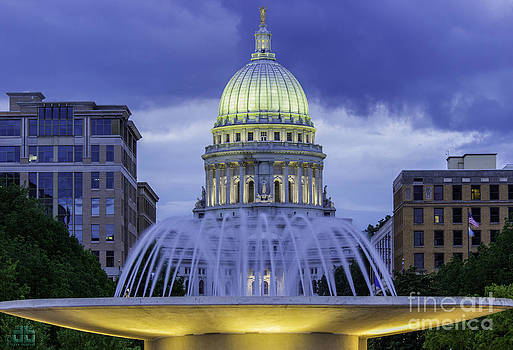 Madison-Capitol by Dheeraj B