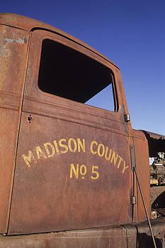 Scott Wheeler - Madison County No.5