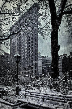Chris Lord - Madison Square and The Flatiron Building