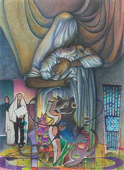 Madona by Daniel Levy policar
