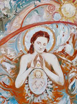 Madonna by Azhir Fine Art