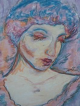 Madonna by Farfallina Art -Gabriela Dinca-