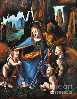 Madonna of the glocks--and more by Gayle Bell