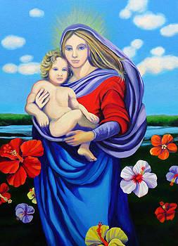 Madonna Rafaelina by Kyra Belan