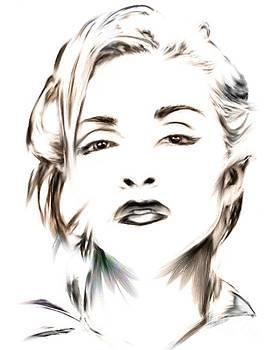 Madonna by Wu Wei