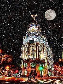 Madrid Spell by Cary Shapiro