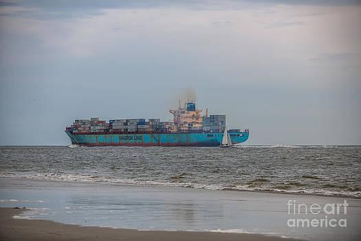 Dale Powell - Maersk Duisburg Charleston SC
