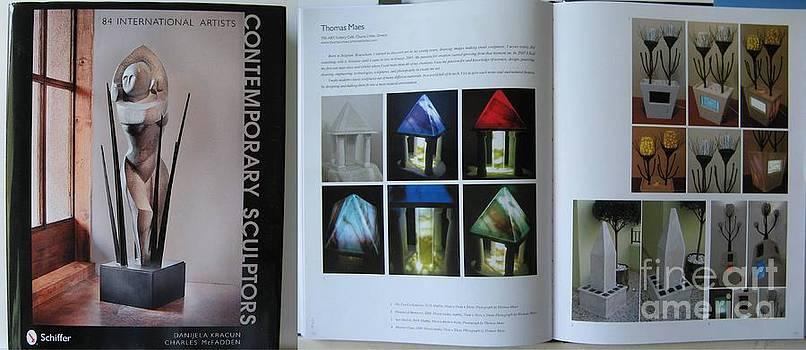 Thomas Maes - Maes in art Book Contemporary sculptors
