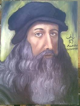 Maestro Leonardo by Lazar Caran