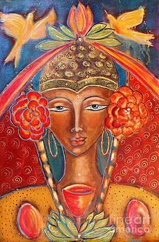 Magdalene of the Eightfold Path by Maya Telford
