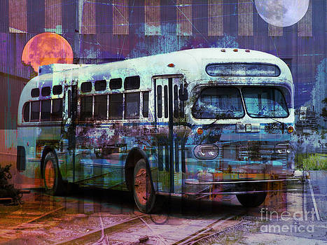 Magic Bus by Robert Ball