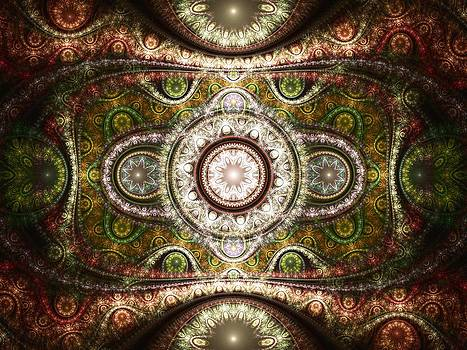 Anastasiya Malakhova - Magic Carpet