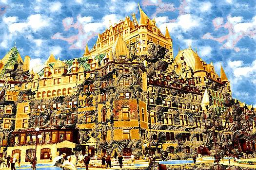 Peter Potter - The Golden Castle of Quebec City