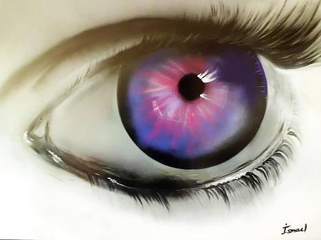Magic Eye by Ismael Paint