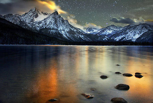 Magic Hour by Lisa Kidd