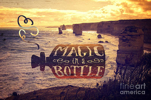 Beverly Claire Kaiya - Magic in a Bottle Twelve Apostles Great Ocean Road Australia