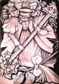 Magic pen by Sonia P