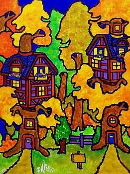 Magic Tree House  j17 by Nick Piliero