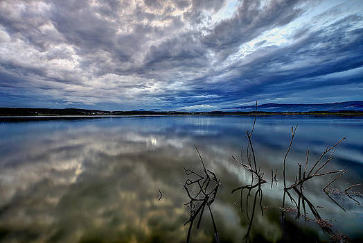 Magical lake by Ivan Slosar