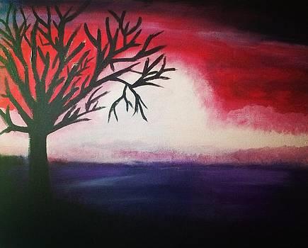 Magical Night  by Tiffany  Rios