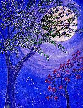 Magical Spring by Brenda Owen