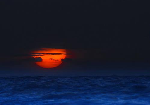 Magical Sunrise by Mark Andrew Thomas