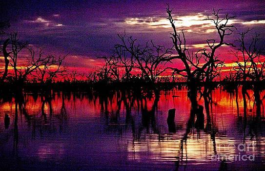 Magical Sunset by Blair Stuart