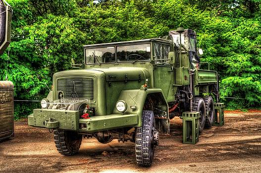 Alexander Drum - Magirus Deutz Truck