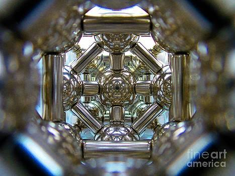 Magnetic Cross by Mark Teeter