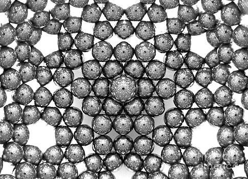 Magnetic Snowflake by Mark Teeter