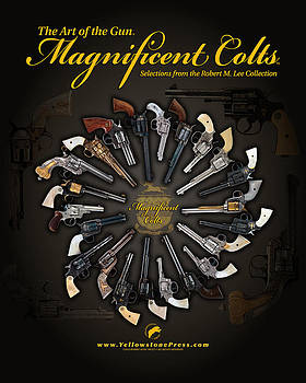 Magnificent Colts Revolver Circle by Yellowstone Press