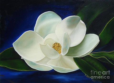 Magnolia by Darlene Green