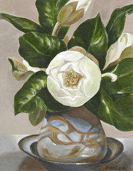 Magnolia by Diane Nations