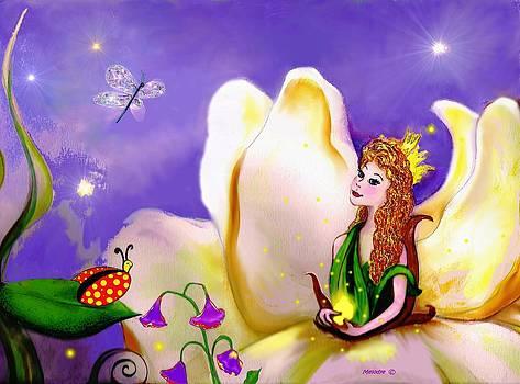 Magnolia Fairy Princess by Melodye Whitaker
