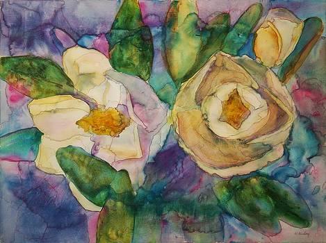 Magnolia Kaleidescope by Helen Hickey