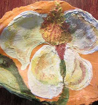 Magnolia Orioles by Debbie Nester