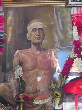 Maha Samadhi Day by Agnieszka Ledwon